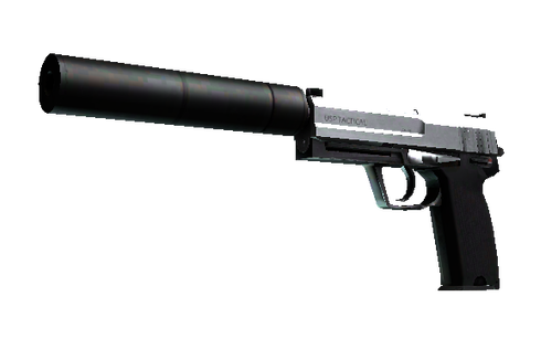 Buy USP-S | Stainless (Minimal Wear)
