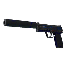 Souvenir USP-S | Royal Blue (Battle-Scarred)