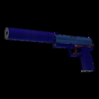 Souvenir USP-S | Royal Blue (Minimal Wear)