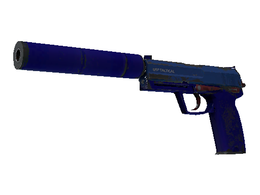 USP-S | Royal Blue Field-Tested