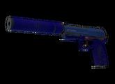 USP-S | Королевский синий, После полевых испытаний, 54.05р.