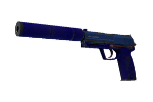 Usp S Royal Blue Field Tested