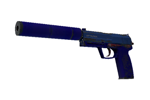 USP-S | Royal Blue (Well-Worn) Prices