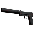 USP-S | Blood Tiger <br>(Minimal Wear)