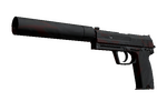 USP-S | Blood Tiger (Minimal Wear)
