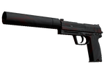 USP-S Blood Tiger