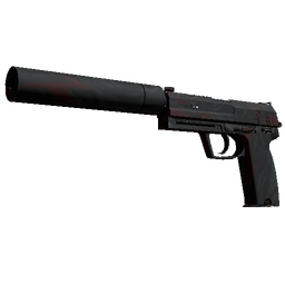 StatTrak™ USP-S | Blood Tiger (Minimal Wear)