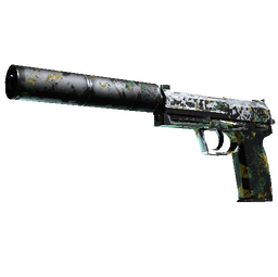 StatTrak™ USP-S | Overgrowth (Battle-Scarred)