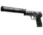 USP-S | Overgrowth (Battle-Scarred)