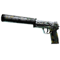 USP-S | Overgrowth <br>(Battle-Scarred)