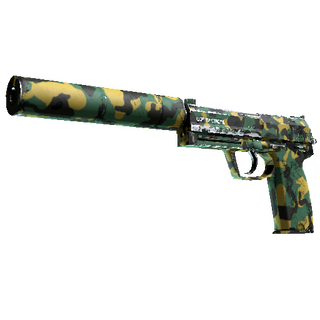 USP-S   Overgrowth (Field-Tested)