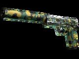Weapon CSGO - USP-S Overgrowth