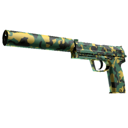 USP-S | Overgrowth (Minimal Wear)