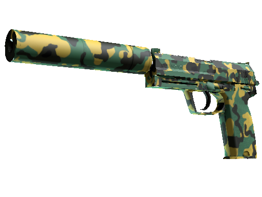 Operation Bravo USP-S Overgrowth