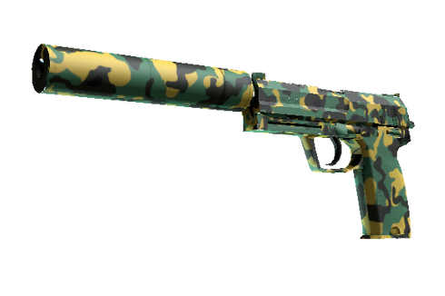 Buy StatTrak™ USP-S | Overgrowth (Minimal Wear)