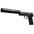 USP-S | Night Ops <br>(Battle-Scarred)