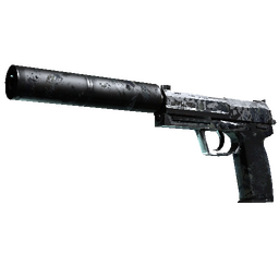 Souvenir USP-S | Night Ops (Battle-Scarred)