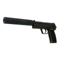 StatTrak™ USP-S | Lead Conduit <br>(Battle-Scarred)