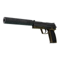 StatTrak™ USP-S | Lead Conduit <br>(Field-Tested)
