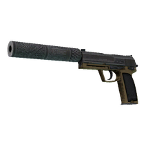 StatTrak™ USP-S | Lead Conduit (Minimal Wear)