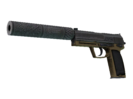 USP-S | Lead Conduit (Battle-Scarred)