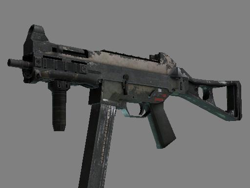 Скин UMP-45 | Капрал (Закаленное в боях)