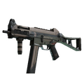 StatTrak™ UMP-45 | Corporal <br>(Well-Worn)