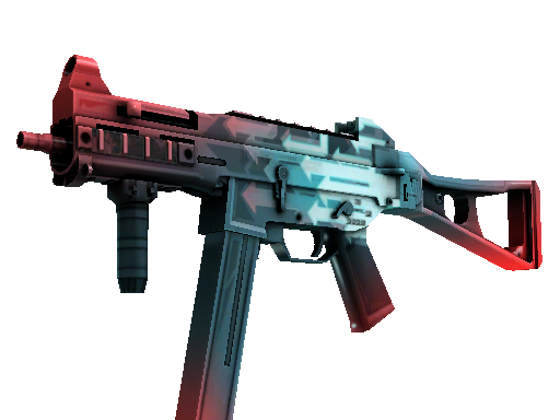 StatTrak™ UMP-45 | Momentum (Well-Worn)