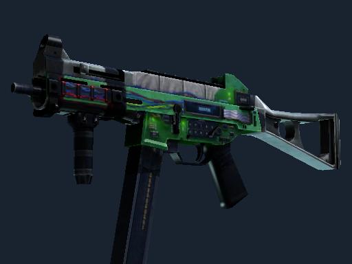 UMP-45 | Plastique