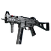 UMP-45 | Arctic Wolf <br>(Field-Tested)