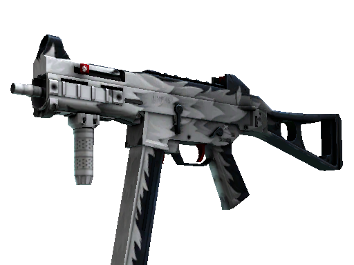 Restricted UMP-45 Arctic Wolf