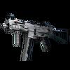 StatTrak™ UMP-45 | Arctic Wolf (Minimal Wear)