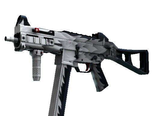 UMP-45 | Arctic Wolf Factory New