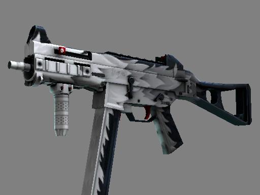 Скин UMP-45 | Арктический волк (Прямо с завода)