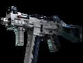 UMP45 Arctic Wolf
