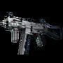 UMP-45 | Arctic Wolf (Minimal Wear)