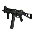 UMP-45 | Riot <br>(Battle-Scarred)