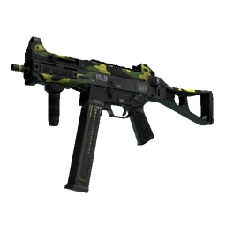 StatTrak™ UMP-45 | Riot (Well-Worn)