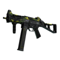 StatTrak™ UMP-45 | Riot <br>(Well-Worn)