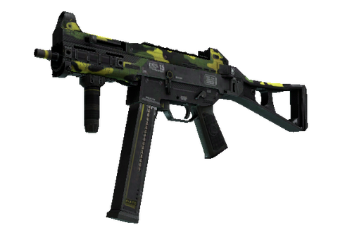 Buy StatTrak™ UMP-45 | Riot (Field-Tested)
