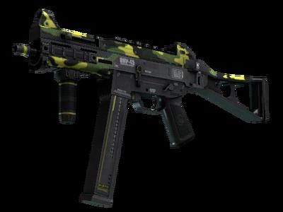 StatTrak™ UMP-45 | Бунт (Немного поношенное)