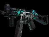 StatTrak™ UMP-45 | Primal Saber (Battle-Scarred)