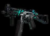 UMP-45 | Первобытный саблезуб, Закаленное в боях, 124.86$