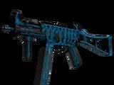 StatTrak™ UMP-45 | Exposure (Battle-Scarred)