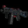 StatTrak™ UMP-45 | Briefing (Battle-Scarred)