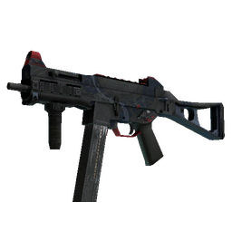 StatTrak™ UMP-45 | Briefing (Battle-Scarred)