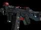 StatTrak™ UMP-45   Briefing (Battle-Scarred)