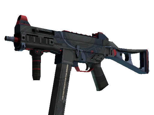 StatTrak™ UMP-45 | Briefing (Minimal Wear)