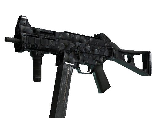 UMP-45 | Metal Flowers (Field-Tested)
