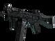 UMP-45 | Metal Flowers (Well-Worn)